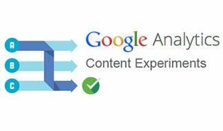 O que é Google Analytics Content Experiments