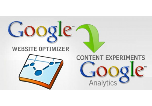 O que é Google Analytics Content Experiments
