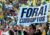 Manifestações de 16 de agosto e a prova social