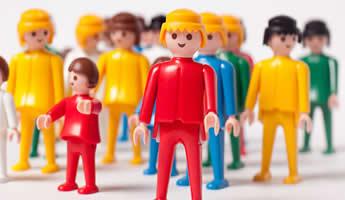 A história da Playmobil