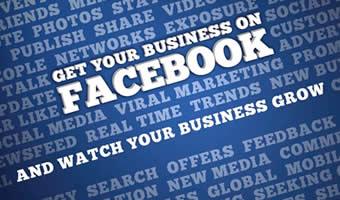 Opções de marketing no Facebook para pequenas empresas