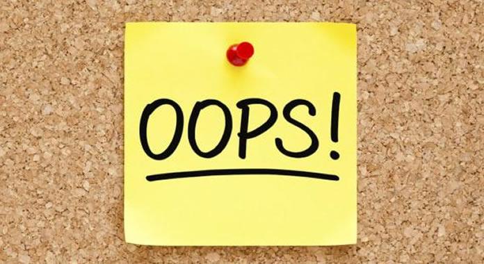 Principais erros que os empreendedores cometem nas redes sociais