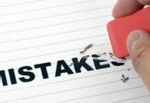 Principais erros em marketing digital