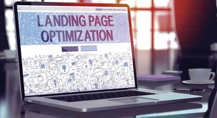 Otimização das Landing Pages