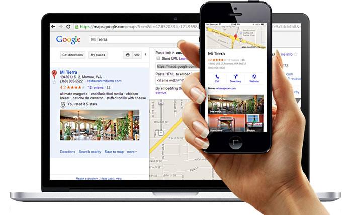 Como divulgar um negócio no Google